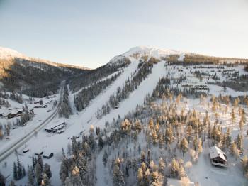 Vemdalen ist ein authentisches Skigebiet nur 480 km von Stockholm.