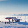 Insgesamt 35 Lifte gibt es im Skigebiet.