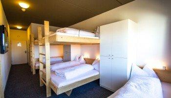 Mehrbettzimmer - 7 Personen