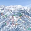 Pistenplan Villars - Gryon - Les Diablerets - Glacier 3000