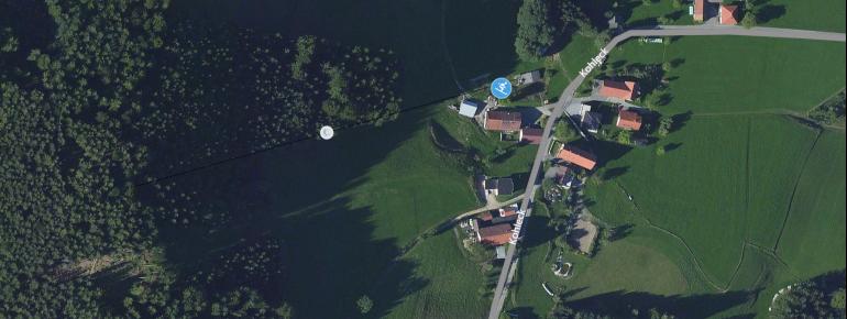 Pistenplan Waldzell Kohleck