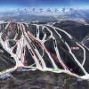 Pistenplan Skigebiet Wanlong