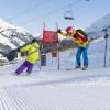 Spaß für Groß und Klein: die Skimovie-Strecke.