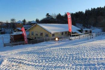 In der Skihütte der Winterwelt gibt es Gerichte für den großen und den kleinen Hunger.