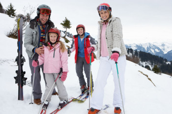 Zertifiziertes Familien-Skigebiet Ehrwalder Wettersteinbahnen