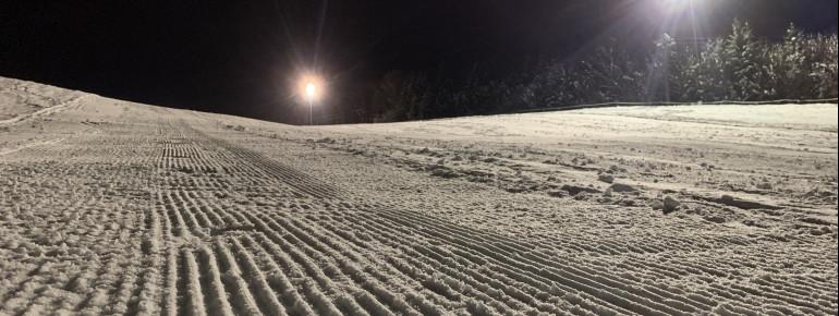 Pistenplan Wintersportzentrum Greuth