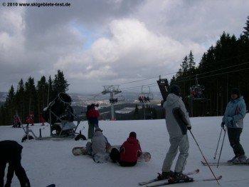 Bei tschechischen Snowboardern ist Zadov Churanov sehr beliebt