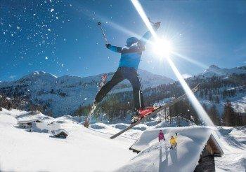 Powder-Spaß in Zauchensee!