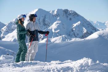 hochalpine Skischaukel Zauchensee/Flachauwinkl