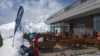 """Restaurant """"Gipfeltreffen"""": Eines der höchstgelegenen Restaurants im Skigebiet Zillertal Arena"""