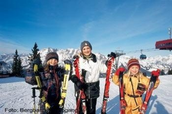 Families are welcome in Saalbach, Hinterglemm and Leogang!
