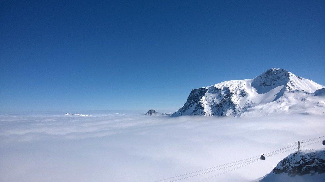 Hintertuxer Gletscher Wetter