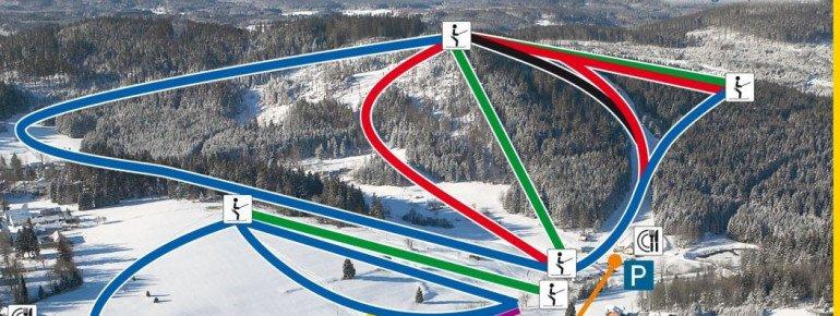 Trail Map Aichelberglifte