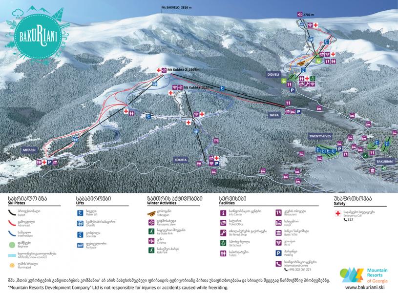 Bakuriani Ski Holiday Reviews Skiing