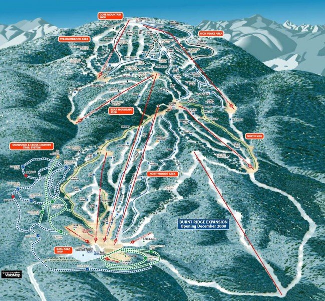 ski pennsylvania map with Gore Mountain Images on Glencoe additionally Adirondack High Peaks Map 11x14 Print together with Niederau likewise New Trail Map Laurel Ridge additionally 4885053025.