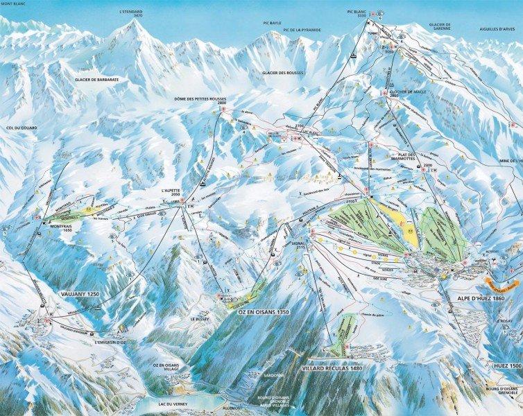 Villard Reculas France  city photos : Beginner skiing Villard Reculas • Review • Test report