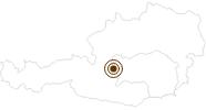 Snowpark Superpark Planai in Schladming-Dachstein: Position auf der Karte