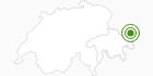 Langlaufgebiet Samnaun in Scuol Samnaun Val Müstair: Position auf der Karte