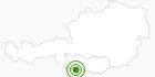Langlaufgebiet Nassfeld-Pressegger See in Nassfeld-Pressegger See - Lesachtal - Weissensee: Position auf der Karte