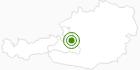 Langlaufgebiet Annaberg - Lungötz in Tennengau-Dachstein West: Position auf der Karte