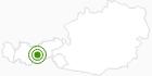 Langlaufgebiet Stubaital in Stubai: Position auf der Karte