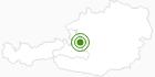 Cross-Country Skiing Area Dachstein West in Hallein-Dachstein West: Position on map