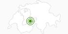 Webcam Stechelberg in der Jungfrau Region: Position auf der Karte