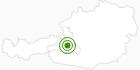 Webcam Alpendorf: Blick vom Gernkogel ins Tal (Obergass) in der Salzburger Sportwelt: Position auf der Karte