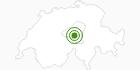 Langlaufgebiet Engelberg in Obwalden: Position auf der Karte