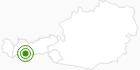 Langlaufgebiet Pitztal im Pitztal: Position auf der Karte