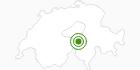 Langlaufgebiet Andermatt – Urserntal in Uri: Position auf der Karte