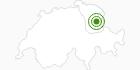 Langlaufgebiet Toggenburg in Toggenburg: Position auf der Karte