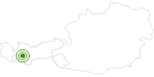 Langlaufgebiet Ried - Prutz - Pfunds im Tiroler Oberland: Position auf der Karte