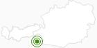 Langlaufgebiet Hochpustertal in Osttirol: Position auf der Karte