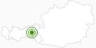 Langlaufgebiet Zillertal Arena im Zillertal: Position auf der Karte