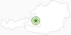 Cross-Country Skiing Area St Martin im Lammertal in Hallein-Dachstein West: Position on map