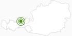 Langlaufgebiet Achensee am Achensee: Position auf der Karte