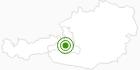 Langlaufgebiet Goldegg im Salzburger Sonnenterrasse: Position auf der Karte