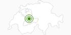Langlaufgebiet Heiligenschwendi in Interlaken: Position auf der Karte