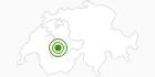 Langlaufgebiet Grimmialp Diemtigtal in Adelboden - Frutigen: Position auf der Karte