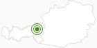 Langlaufgebiet Kitzbühel in Kitzbühel: Position auf der Karte