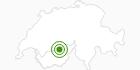 Langlaufgebiet Lötschental im Lötschental: Position auf der Karte