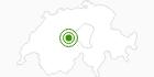 Langlaufgebiet Marbach - Escholzmatt in Luzern: Position auf der Karte