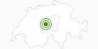 Langlaufgebiet Sörenberg in Luzern: Position auf der Karte