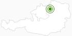 Langlaufgebiet St. Georgen am Walde im Mühlviertel: Position auf der Karte