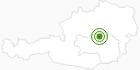 Langlaufgebiet Wildalpen in der Hochsteiermark: Position auf der Karte