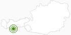 Langlaufgebiet Vent Ötztal: Position auf der Karte