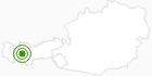 Langlaufgebiet Venet in Tirol West: Position auf der Karte