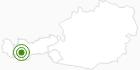 Langlaufgebiet Serfaus Fiss Ladis in Serfaus-Fiss-Ladis: Position auf der Karte