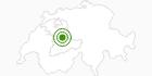 Langlaufgebiet Heimenschwand in Interlaken: Position auf der Karte